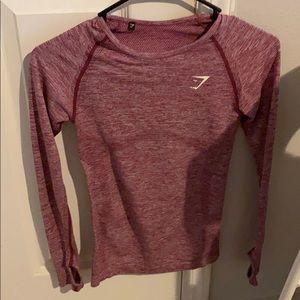 gymshark seamless long sleeve